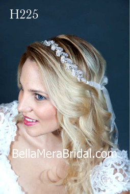 Giselle Bridals Headpiece H225