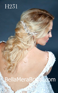 Giselle Bridals Headpiece H231