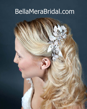 Giselle Bridals Headpiece H232G(SI)