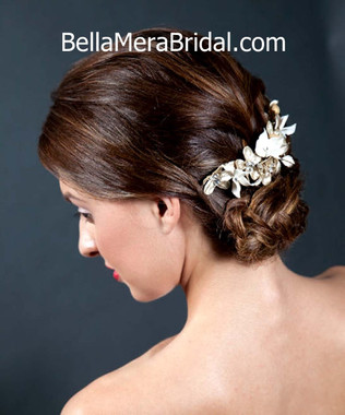 Giselle Bridals Headpiece H234G(SI)