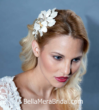 Giselle Bridals Headpiece H235G(SI)