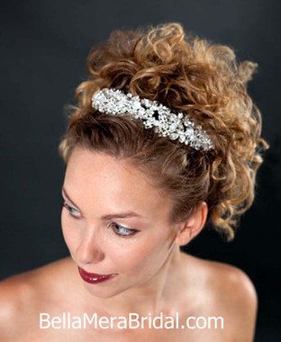 Giselle Bridals Headpiece H183