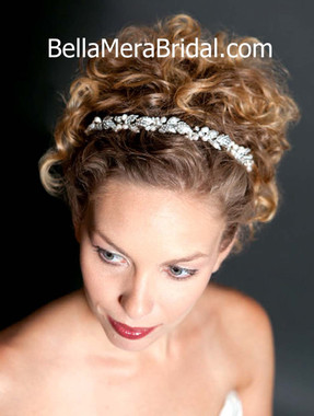 Giselle Bridals Headpiece H184