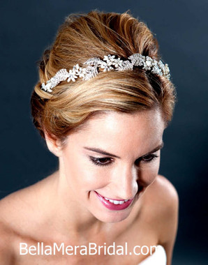 Giselle Bridals Headpiece H185