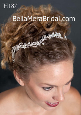 Giselle Bridals Headpiece H187