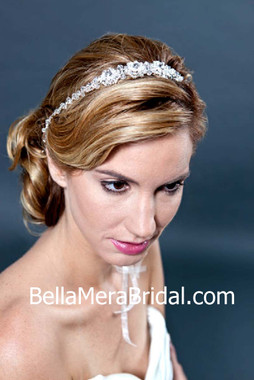 Giselle Bridals Headpiece H188