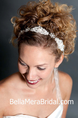Giselle Bridals Headpiece H189