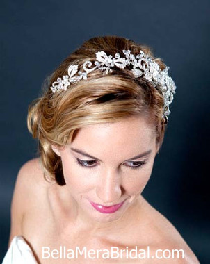 Giselle Bridals Headpiece H190