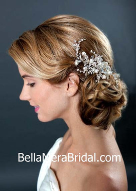 Giselle Bridals Headpiece H192