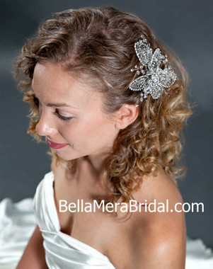 Giselle Bridals Headpiece H193
