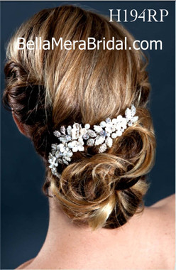 Giselle Bridals Headpiece H194RP