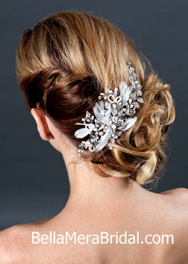 Giselle Bridals Headpiece H195