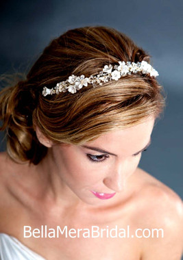Giselle Bridals Headpiece H198G(RP)