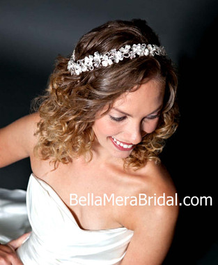 Giselle Bridals Headpiece H201