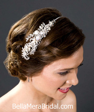 Giselle Bridals Headpiece H93