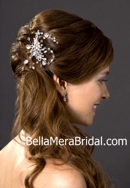 Giselle Bridals Headpiece H111