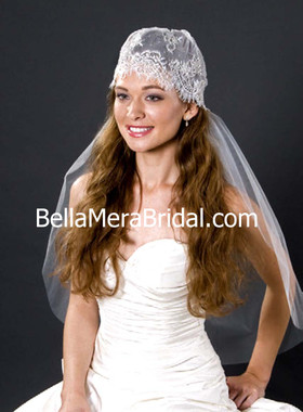 Giselle Bridals Headpiece H113