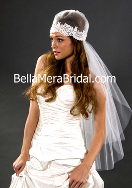 Giselle Bridals Headpiece H114