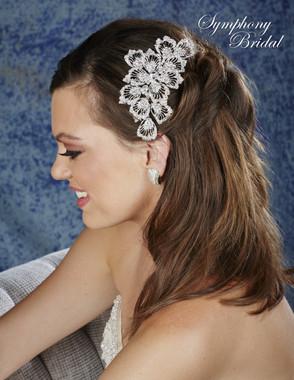 Symphony Bridal Hair Comb - CB1729