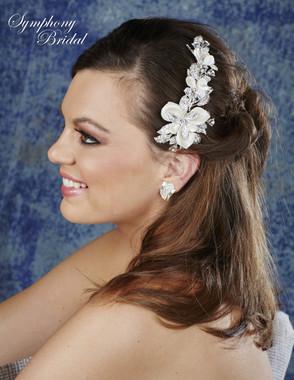 Symphony Bridal Hair Comb - CB1732