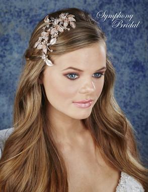 Symphony Bridal  Hair Clip - CL5051