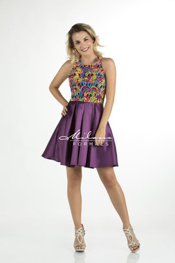 Milano Formals E2223 -  Special Occasion Dress