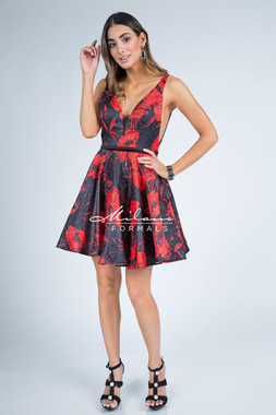 Milano Formals E2243 -  Special Occasion Dress