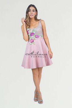 Milano Formals E2280 -  Special Occasion Dress