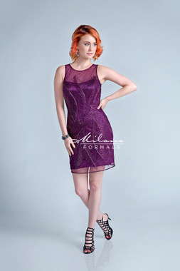 Milano Formals E2252 -  Special Occasion Dress
