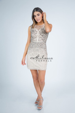 Milano Formals E2269 -  Special Occasion Dress