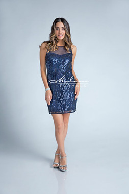 Milano Formals E2254 -  Special Occasion Dress
