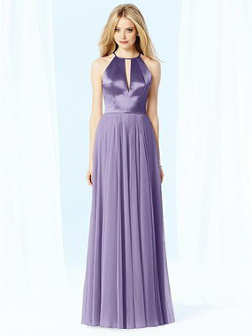 After Six Dress Style 6705 - Passion - Lux Chiffon - In Stock Dress