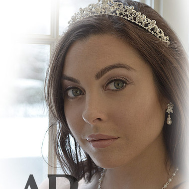 Ansonia Bridal 8778 - Rhinestone Tiara