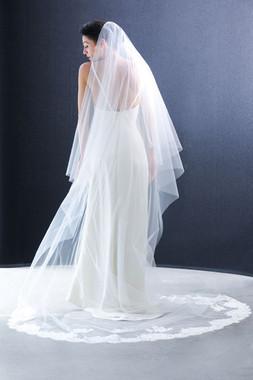 Erica Koesler Veils- Style 795-110 (Alencon)