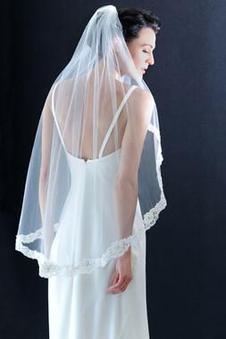 Erica Koesler Veils- Style 797-40