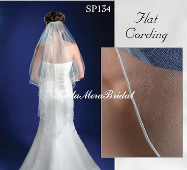Giselle Bridal Veil Style SP134