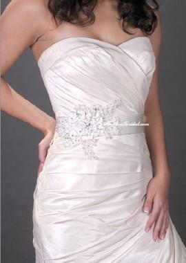 Giselle Bridal Sash Style BL3 (Belt)