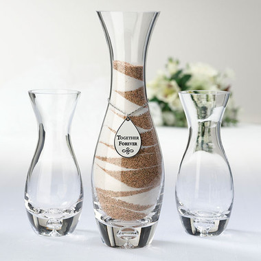Together Forever Unity Vase Sand Set