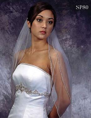 Giselle Bridal Veil Style SP80