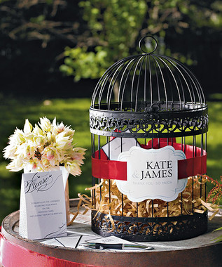 Round Decorative Birdcage