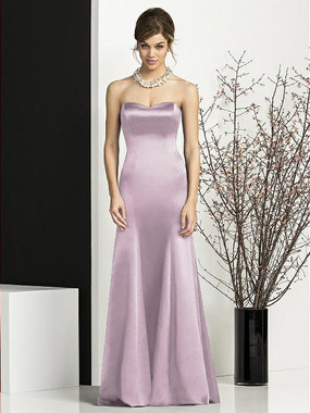 After Six Bridesmaids Dress Style 6673 by Dessy - Matte Satin