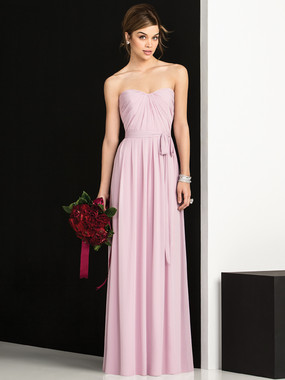 After Six Bridesmaids Dress Style 6678 by Dessy - Fall 2013