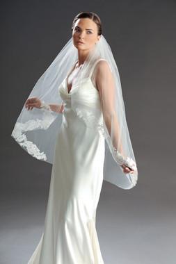 Erica Koesler Wedding Veil 812-40 -Venise Lace