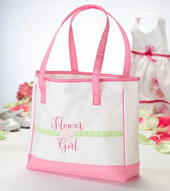 Flower Girl Tote - TR654 FG