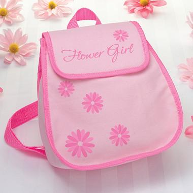 Flower Girl Backpack  TR675 FG