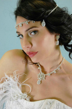 Ansonia Bridal Headpeices 8250 -  2013 Collection