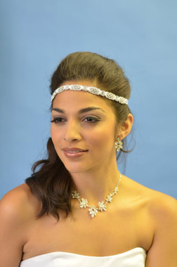 Ansonia Bridal Headband 6062 -Hairwrap