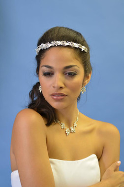 Ansonia Bridal Headband 8204 - 2013 Collection