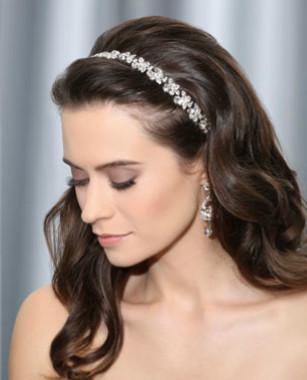 Bel Aire Bridal Headband 6309