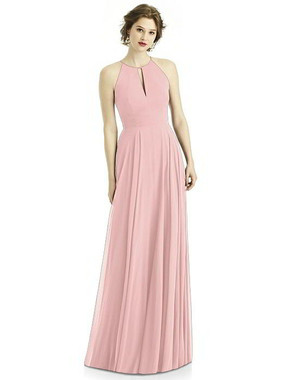 After Six Bridesmaid style 1502 -  Lux Chiffon - Curated By Wedding Chicks
